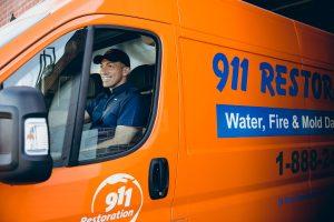 911Restoration-Truck Waunakee