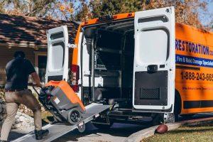 911Restoration-residential-water-damage-equipment Madison